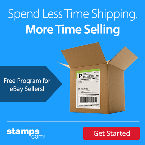 Stamps.com Less Time Shipping More Time Selling